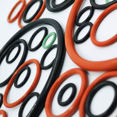 PTFE Encapsulated O-rings