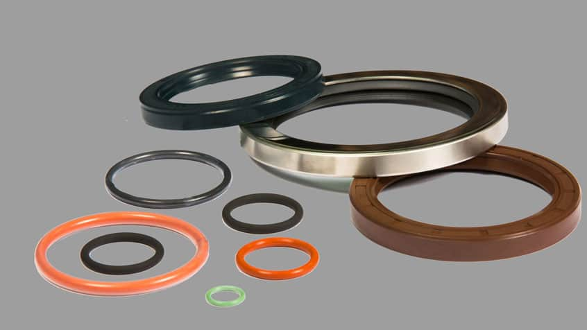 O-Ring and Oil Seal